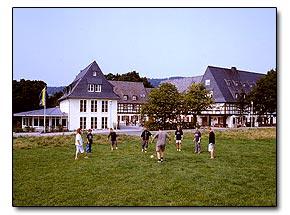 Jugendherberge jugendherberge goslar djh in goslar for Pensionen im harz mit fruhstuck