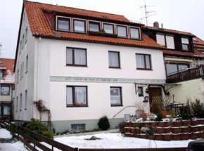 Pension Asche