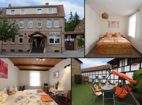 Pension Thaler Hof in Thale